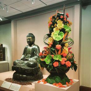 Art in Bloom, David Owsley Museum of Art
